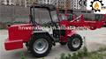 Luoyang x200pz-605z fabricación de mini skid cargador de dirección, cargador frontal, bachoe laoder
