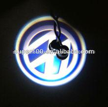 2014 nueva 7w fantasma led de luz de sombra el logotipo de coches
