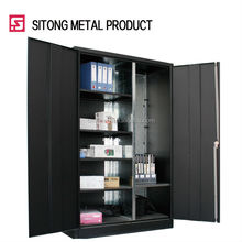 Adjustable Office Furniture Metal Locker, Metallic Cabinet