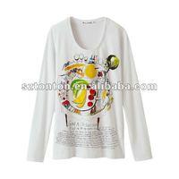 Custom el ladies t shirt