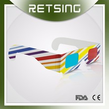 Low Price Active 3D Glass Different Color For custom with Logo