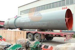 Small rotary brick kiln for sale with favorable price