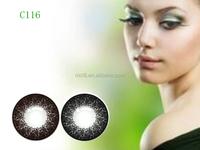 Cheap make up eye contact lens from China