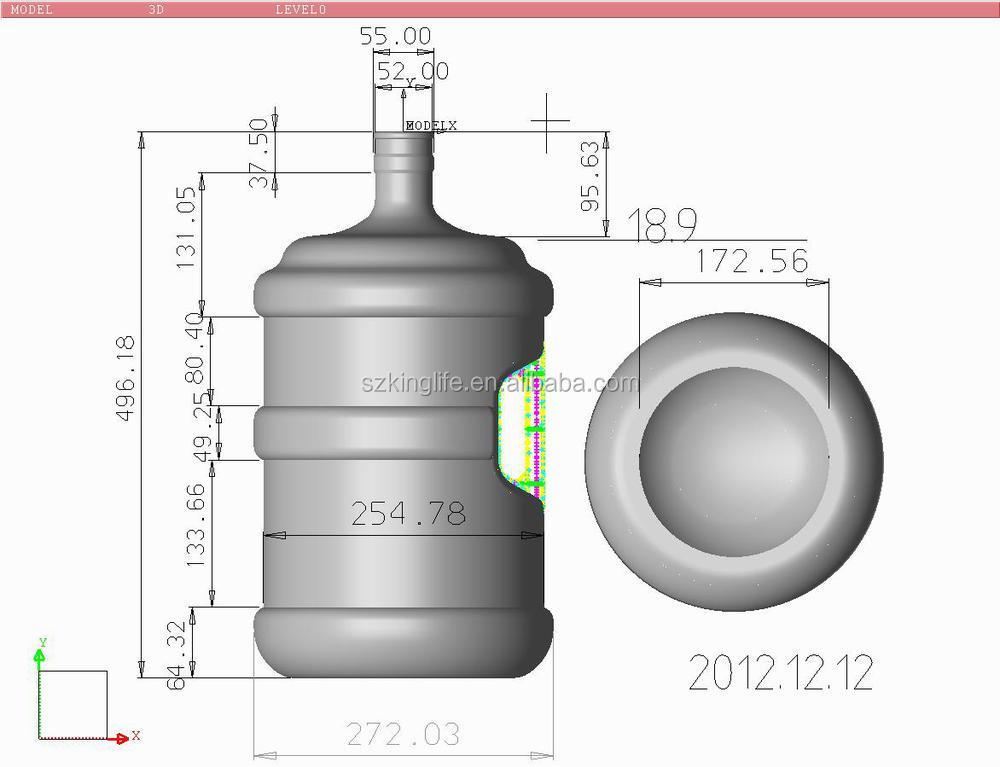 water jug machine