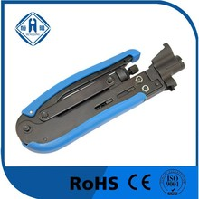 For RG59/6/7/11 Compression Crimping Tool