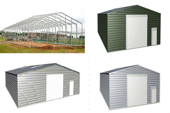 Estructuras metalicas para garajes prefabricados - Garajes prefabricados precios ...