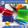 2015 hot selling plastic acrylic sheets colored