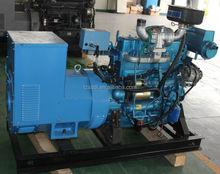 Cheapest Chinese marine genset of weifang marine generator
