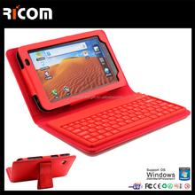 bluetooth keyboard case for samsung galaxy s4,tablet pc case with keyboard--BK514--Shenzhen Ricom