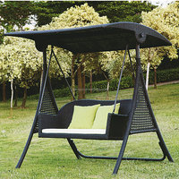 outdoor garden swing sets for adults