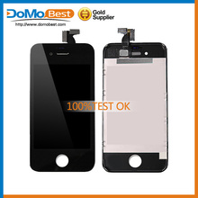 OEM mobile phone touch screen lcd display for iphone 4