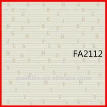 Hot sale variety designs new fashion wallpaper supplier