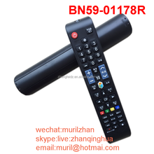 High Quality Black 46 Buttons plasma LCD TV Remote Control BN59-01178R for Samsung LED TV Set with AAA*2 Battery