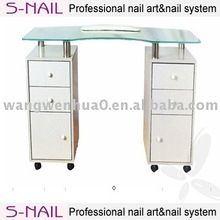 HOT used nail salon tables, nail technician tables, salon beauty manicure nail table