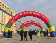 2015 Factory Direct Wholesale Inflatable Advertising Arch