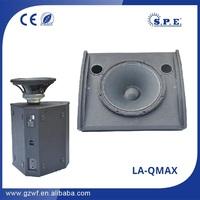 monitor coaxial speaker 15 spe audio la-qmax 500 watt cabinet speaker