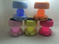 Professional Factory Supply Gift OEM/ODM Color Flash Wireless Portable USB Speaker Bluetooth Speaker Bluetooth