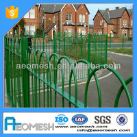 Made In Guangdong Bow Top Swimming Pool Safety Fence