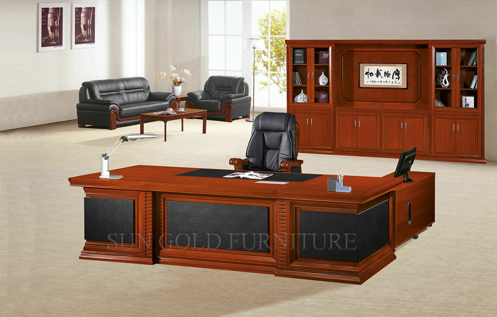 Source cheap classic wood painting executive desk sz od524 on m