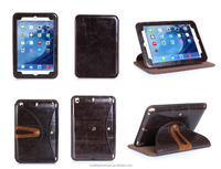 Wholesale New Fashionable Design PU Leather Tablet Case For ipad mini 3