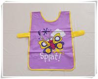 hot sale best high quality children pvc apron