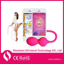 phone controlled female sex toys the sexual product 9.5 inch fake vibrating dildo with suction cup base CE and ROHS certificated