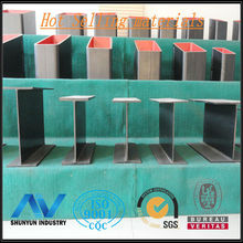 Good quality structural steel ss400 H-shape steel
