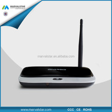high performance Quad Core Smart Android 4.4 digital receiver RK3188T 1GB +8GB Built-in Bluetooth
