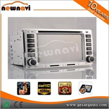 6.2 inch touch screen car dvd player car dvd gps for Santafe with BT DVR IPOD 1080P 3G WIFI TV tuner