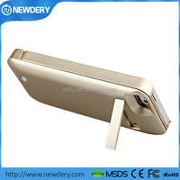 Best quality external battery power pack case for iphone 5 5s 5c