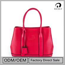 2015 Hottest Customized Logo Fancy Ladies Side Bags