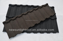High Quality Stone Coated Metal Roofing Tiles For House /Stone-Coated Steel Roofing Shingles/shingle tiles for house
