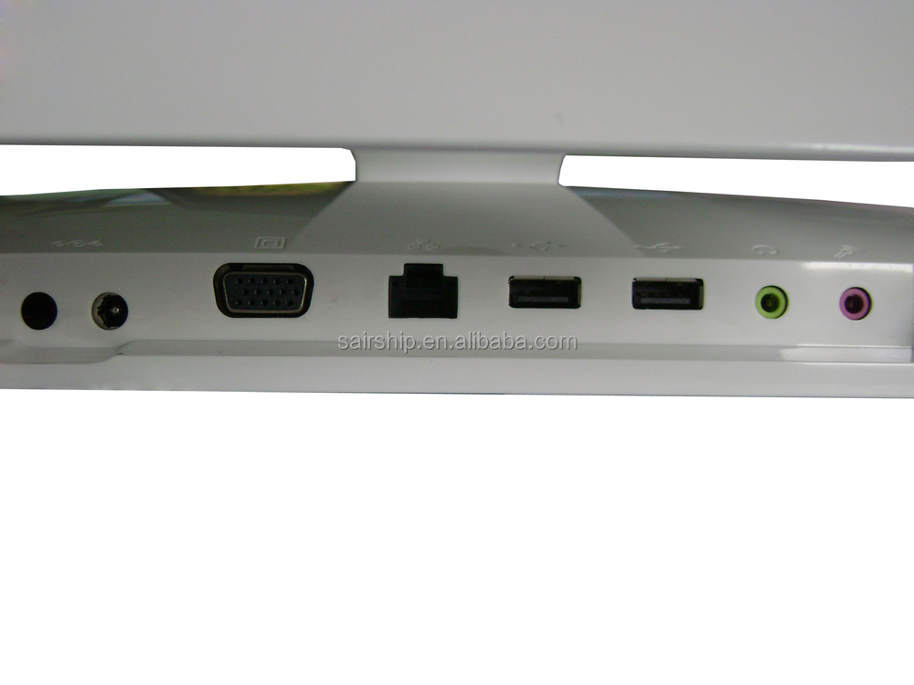 Ultra slim hot sell all in one barebone pc, all in one pc i3 | i5 | i7 CPU OEM AIO PC 18.5'' 21.5'' 23.6''
