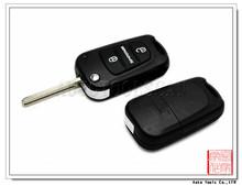 folding car key case for Hyundai sportage 3 buttons key cover AS020023