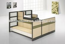 618 Series New hotest selling customized modern tile panel office workstation