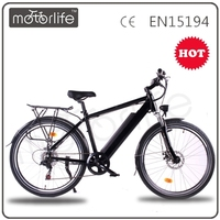 MOTORLIFE/OEM Best selling 36v 250w 28 inch electric mountain bike, sport ebike, electric bike for man