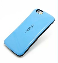 Hybrid iface case for iphone 6 with different colour factory wholesale price