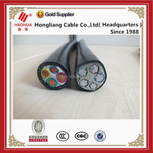 Low Voltage Construction Use Copper Core Armored XLPE PVC insulated Power Cable