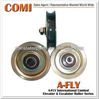 KM86226G01 Elevator Door Hanger roller with axle D85*19*6203-RZ for kone Elevator spare pars