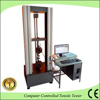 Computer operation textiles tensile deformation test equipment mechanical testing machine