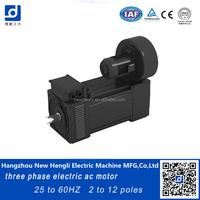 NHL 60 years international 220v 380v 3 phase electric ac motor