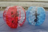 2015 Popular and Crazy human bubble ball,human hamster ball,inflatable body zorb ball
