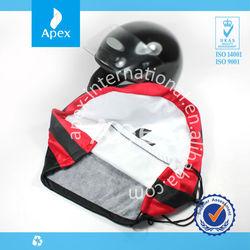 Customized high quality bicycle helmet bag