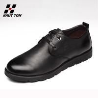 P034 Hautton oxford shoes china wholesale original brand genuine leather shoes