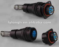 FQN 5 pins waterproof connectors
