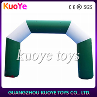 outdoor event entrance arch, design inflatable advertising, arch portable finish line arch