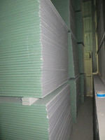 high quality waterproof plasterboard/drywall/plasterboard 1200*3000