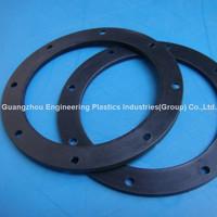 new design engineering plastic custom nylon PA66 gf30 plastic o ring