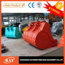 Excavator Bucket in Bucket Attachments and Accessories for Heavy Construction Equipment
