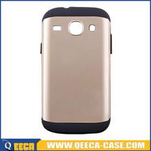 TPU PC slim armor protective case for samsung galaxy core i8260 i8262